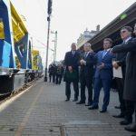 Megkezdődött a Szombathely-Zalaszentiván vasútvonal korszerűsítése