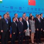 """""""Egy övezet – Egy út"""" – első munkacsoporti ülése Pekingben"""