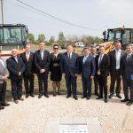Elkezdődött a 48-as számú főút Debrecen és Nyírábrány közötti külterületi szakaszainak 11,5 tonnás burkolatra erősítése